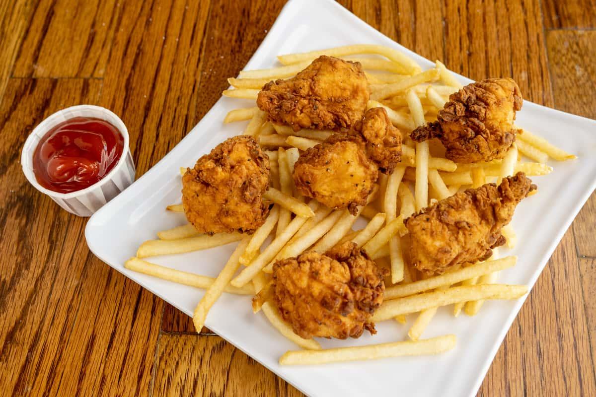 Chicken Tender Bites