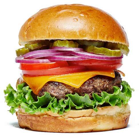 The Liberty Burger