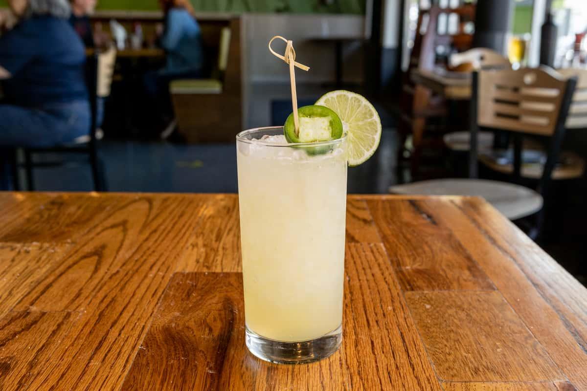 sweet heat cocktail