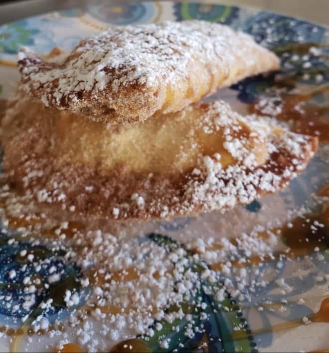 Homemade Fried Apple Pie
