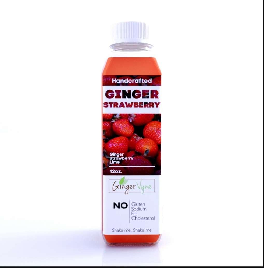 Fresh Ginger Strawberry