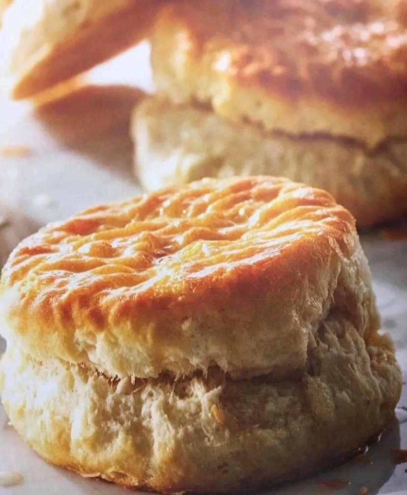 Home Made Buttermilk Biscuit