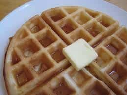 Plain Waffle