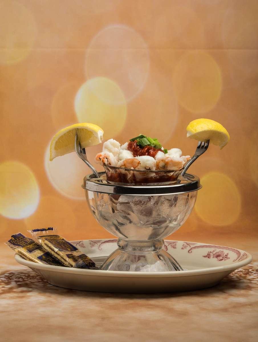 Shrimp Cocktail Supreme