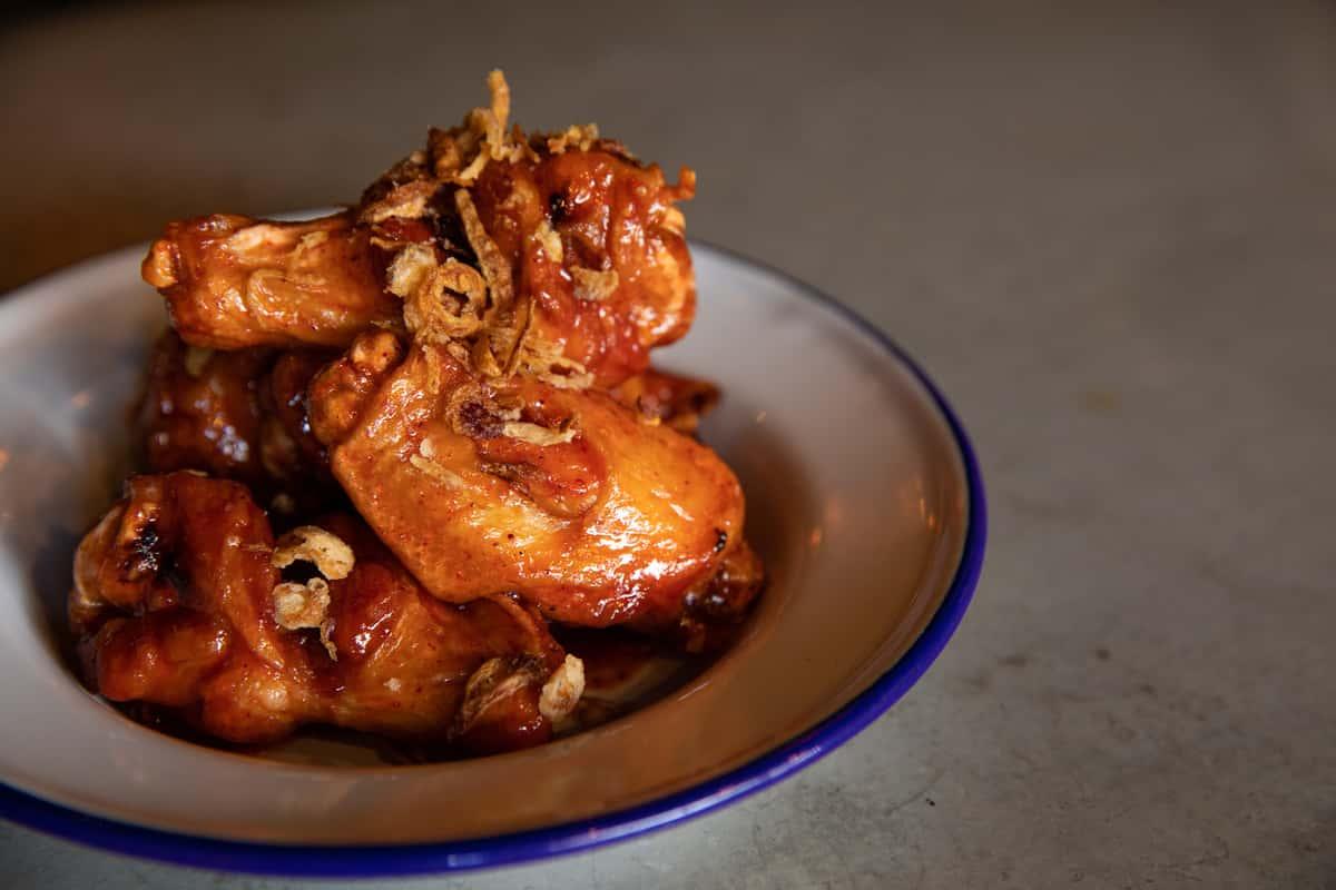 Sriracha Wings
