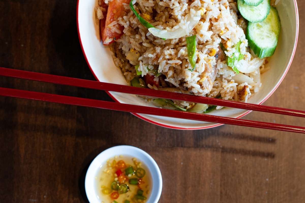 Thai Fried Rice (LUNCH)