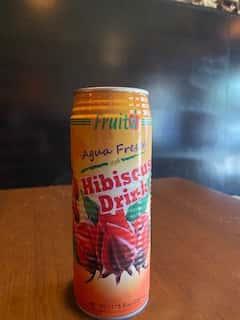 Hibiscus Tea Drink