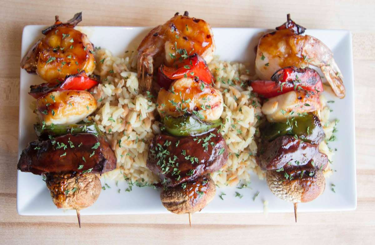 campbell catering skewers