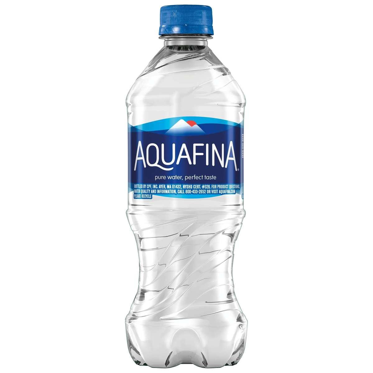 Aquafina (20 oz Bottle)