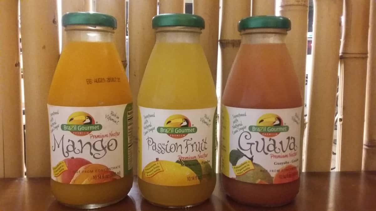 Brazil Gourmet Fruit Drinks