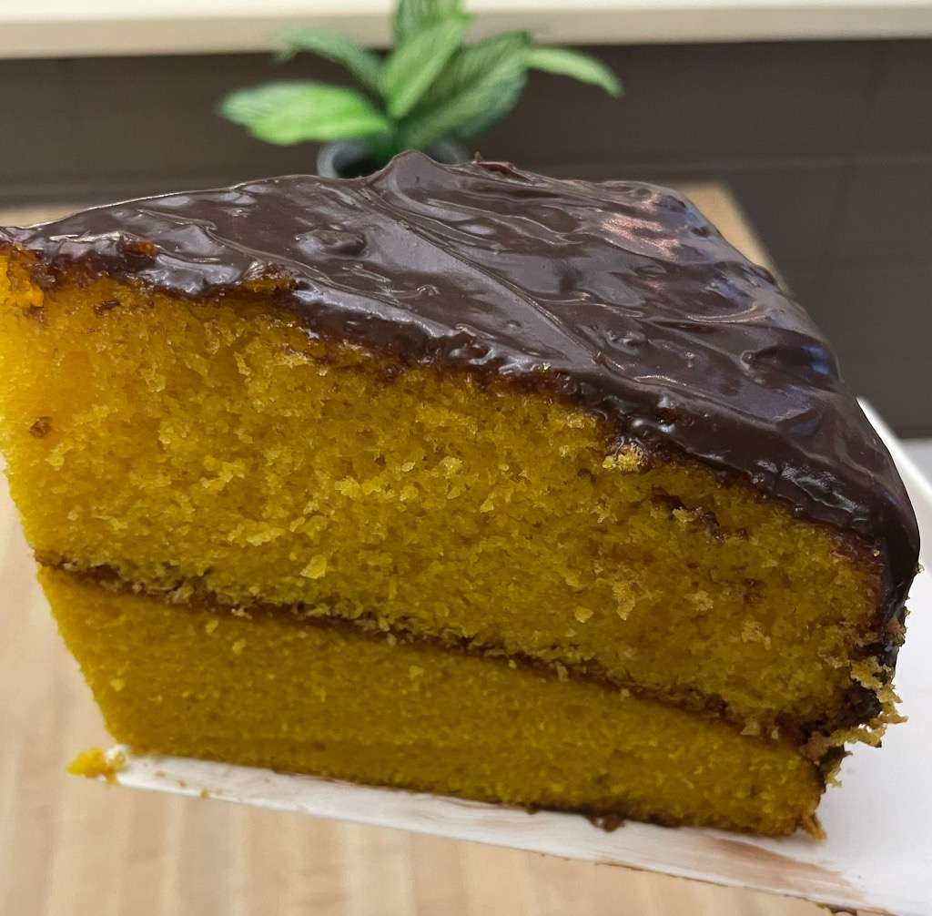 Carrot Cake, Slice of