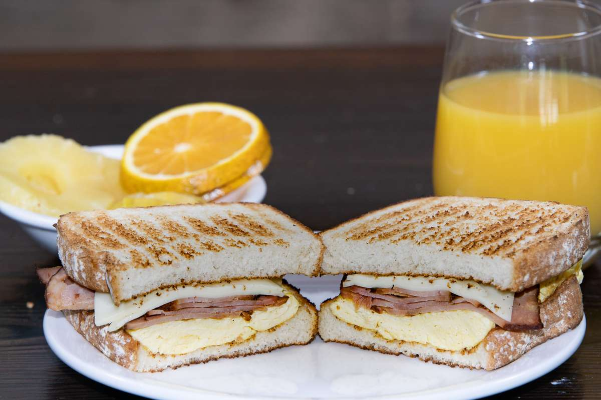 Meat, Egg, & Cheese
