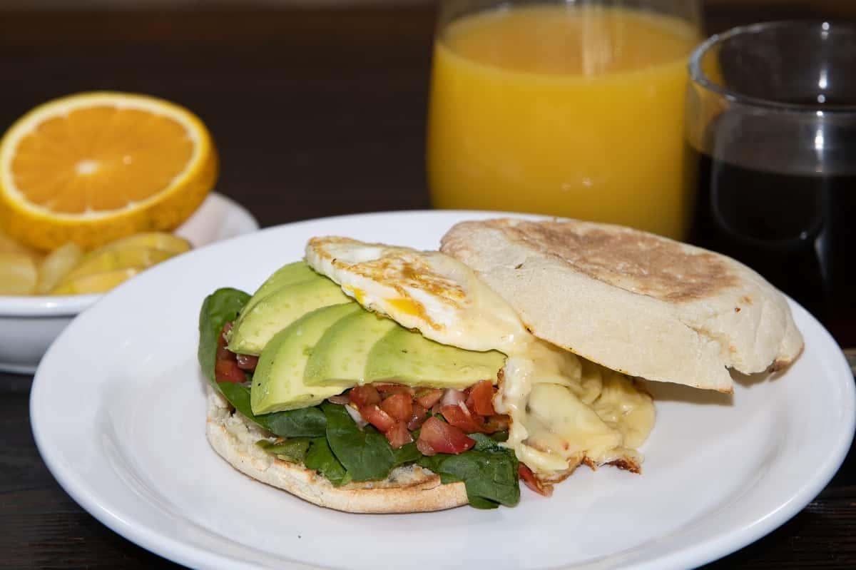 Avocado & Egg