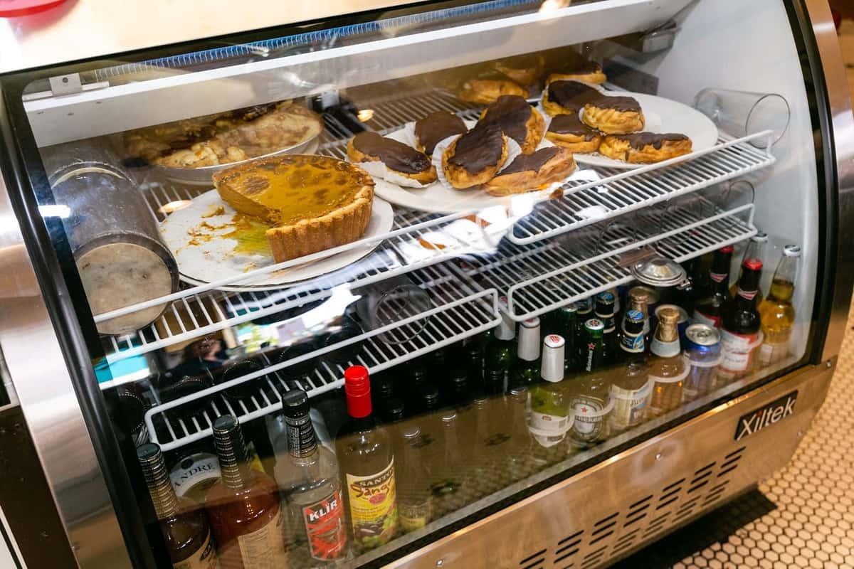 case of foods
