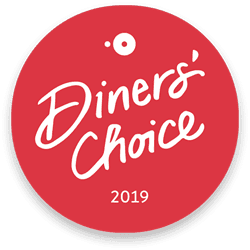National Hotel diner's choice on open table
