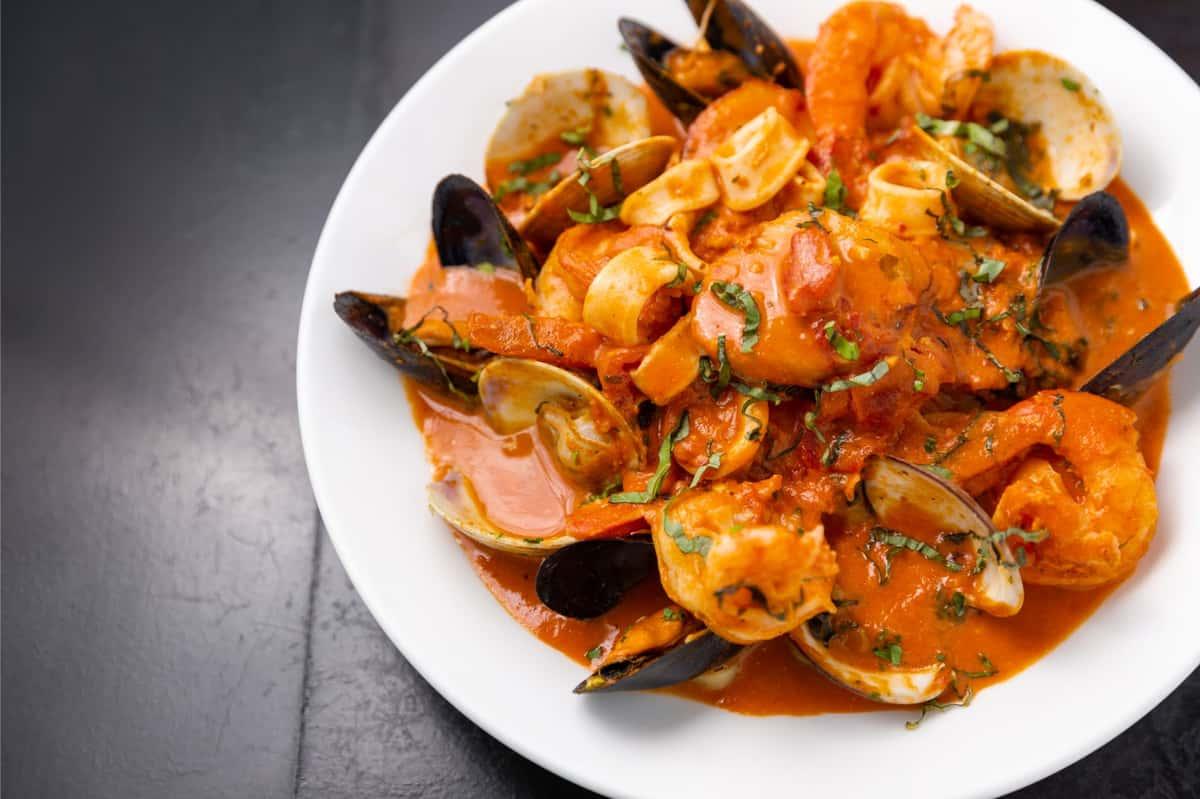 Seafood Combo