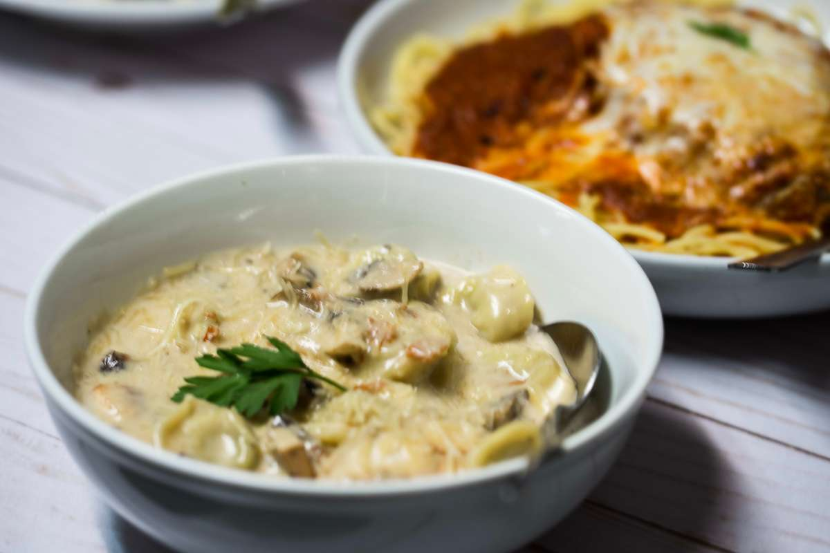 Mushroom Grand Tortelloni