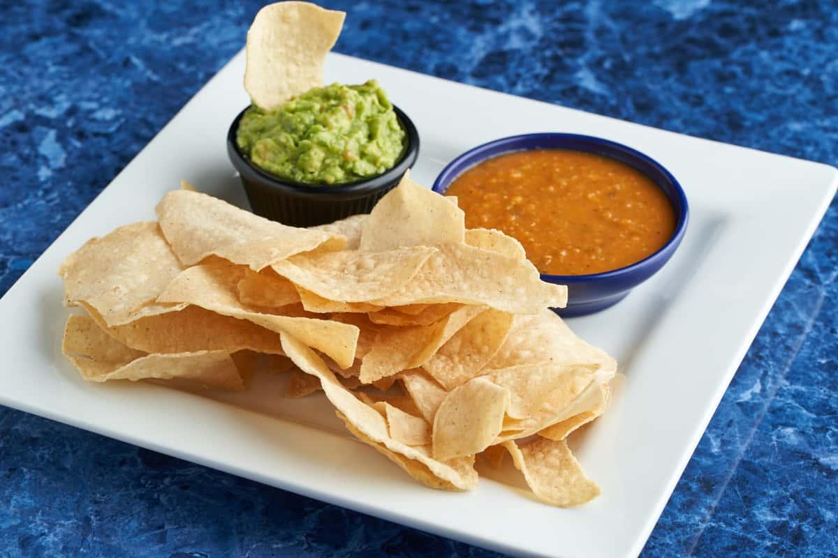 Chips, Guacamole, & Salsa