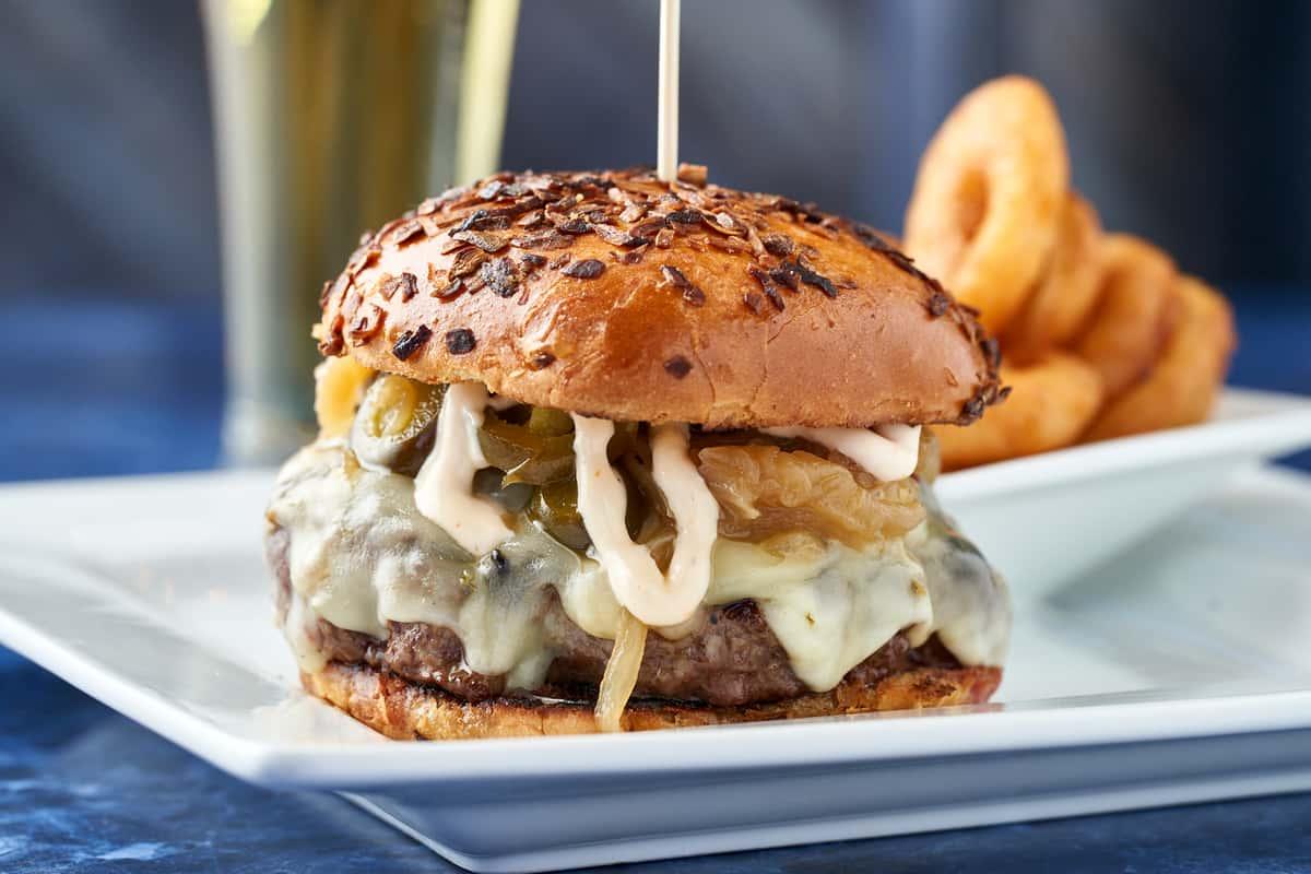 Habañero Burger