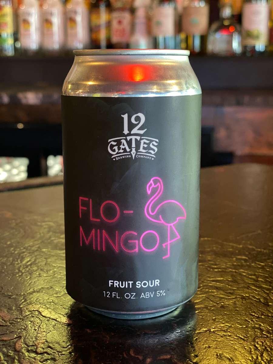 12 GATES FLO-MINGO SOUR