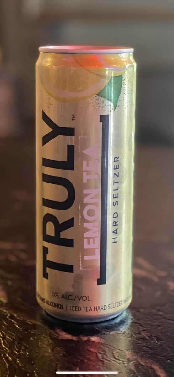 TRULY - LEMON TEA