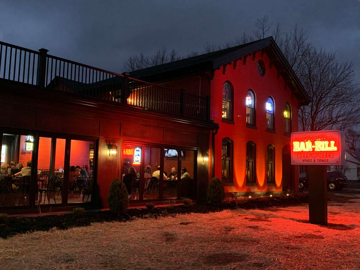 Bar-Bill North Building