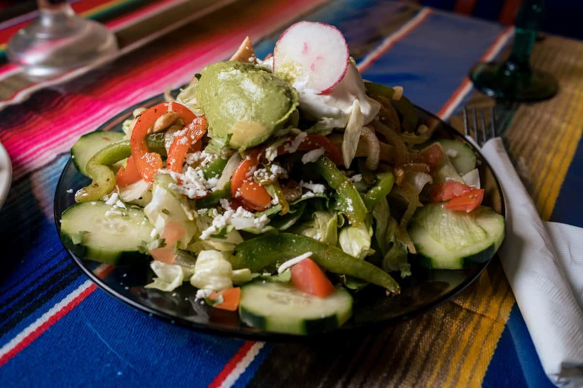 Charbroiled Salad