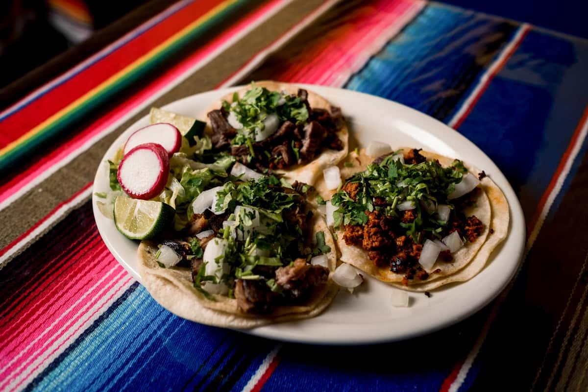 3.75 Tacos Till 6pm