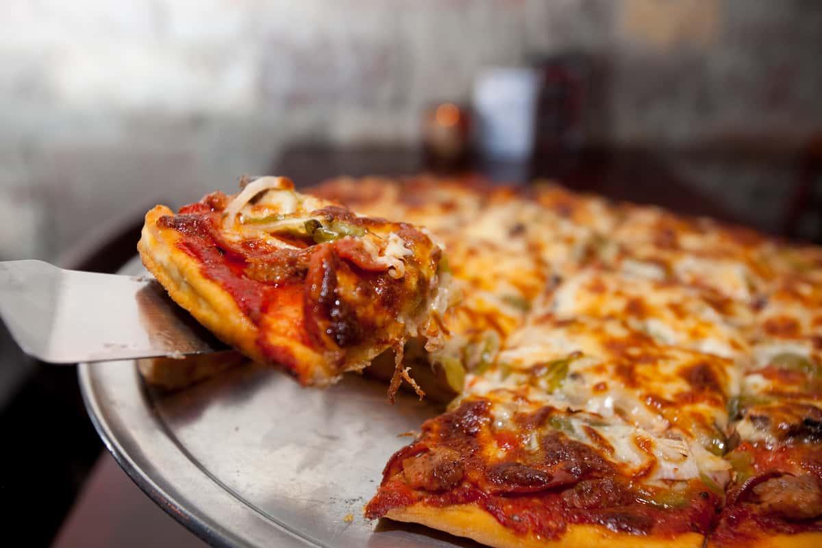 Original Salerno's Pizza