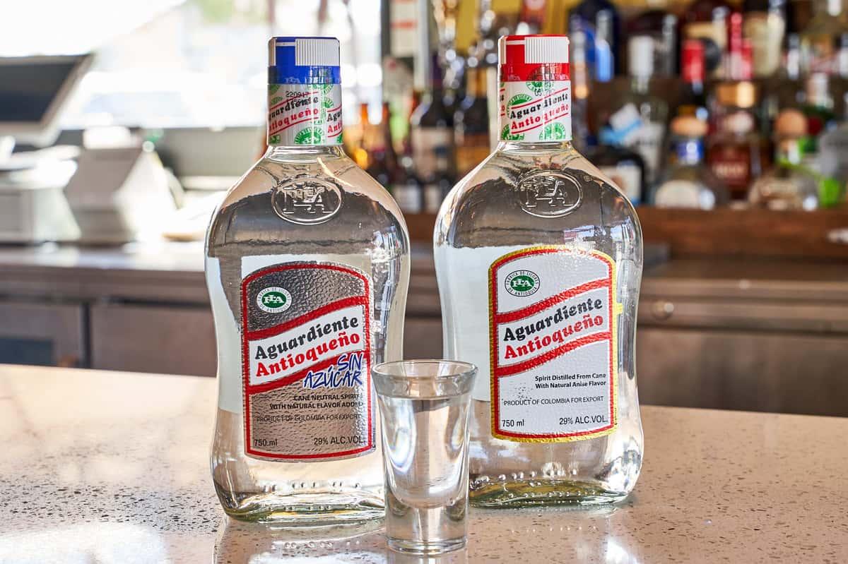 Columbian Liquor