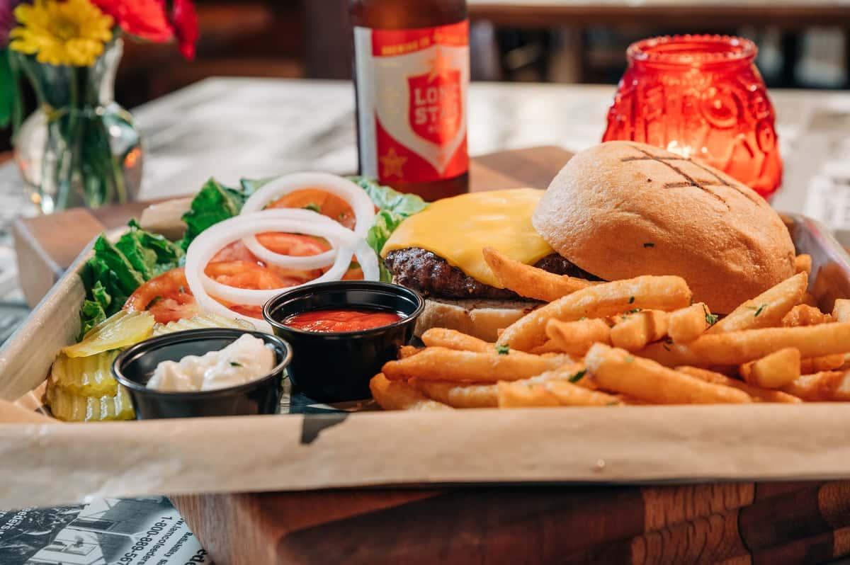 Greek Bros. Burger
