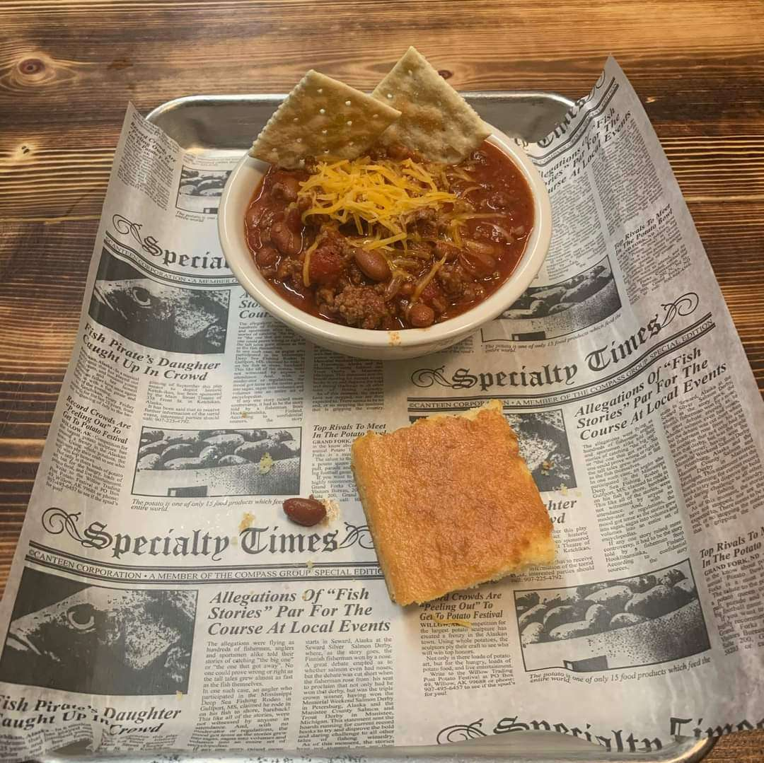 Burnt End Chili