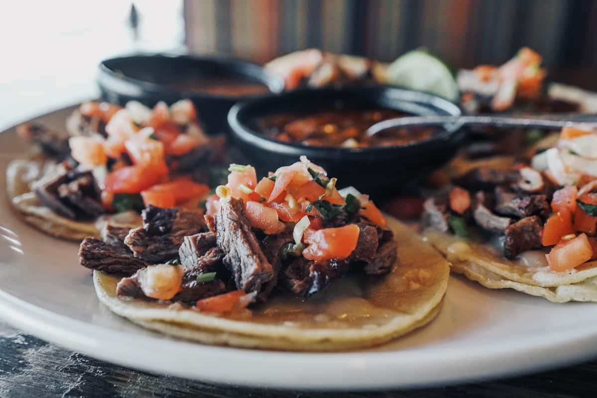 #21 (5) Tacos Tapatios