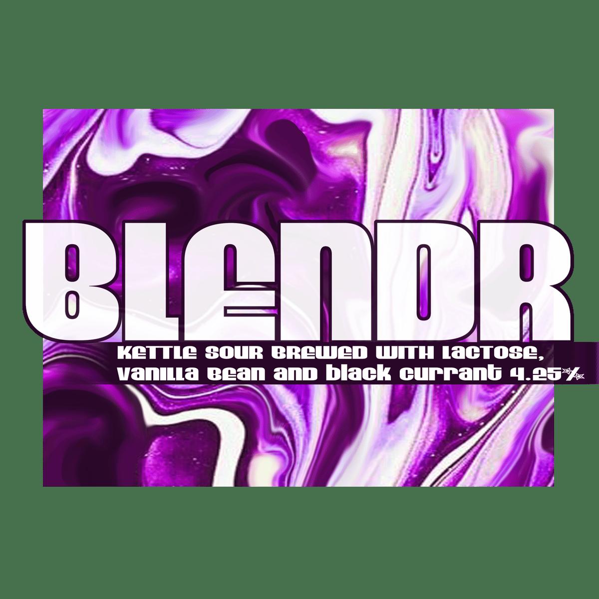 Blender Black Currant