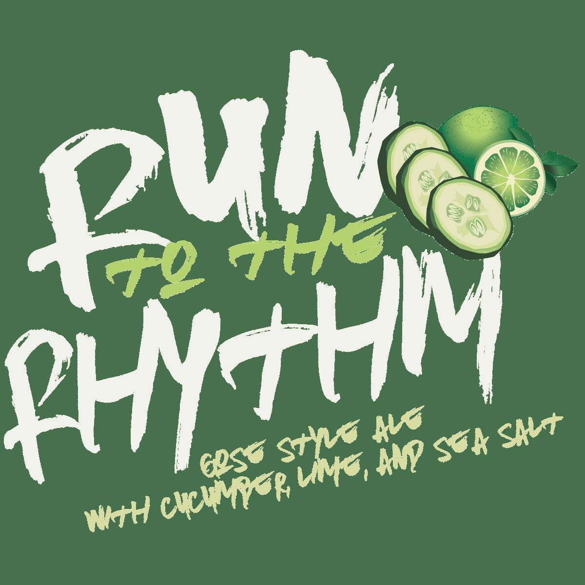Run to the Rhythm