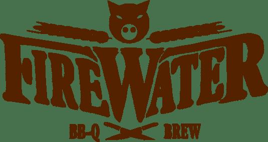 Firewater BBQ Logo