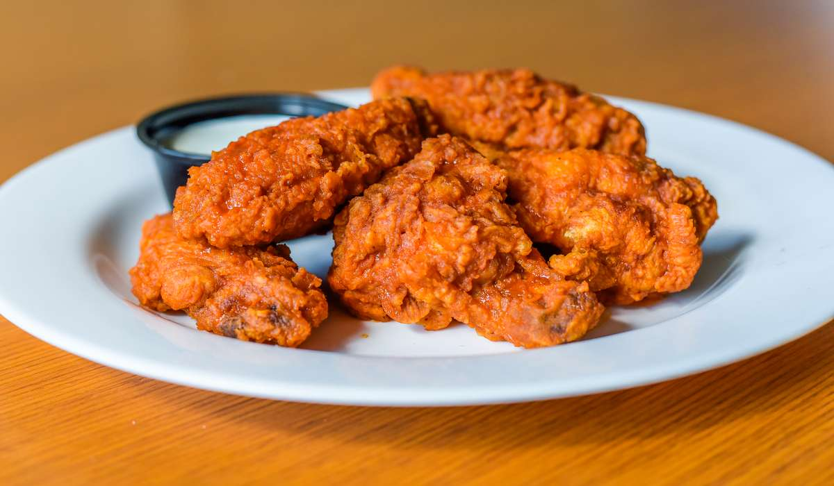 Chicken Wings- Hot Buffalo