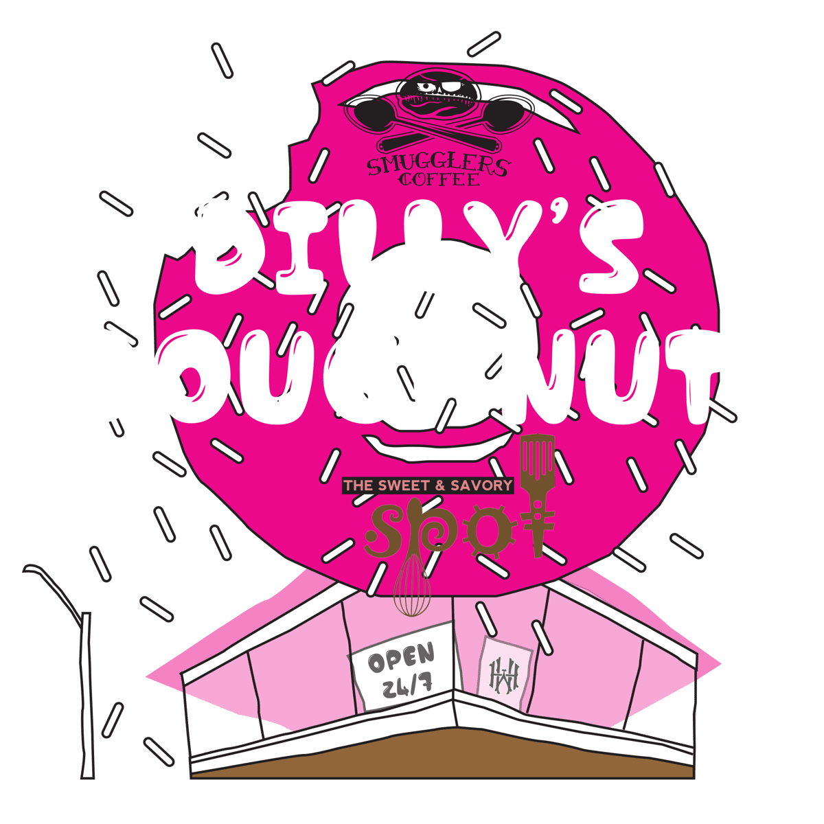 Dilly's Doughnuts