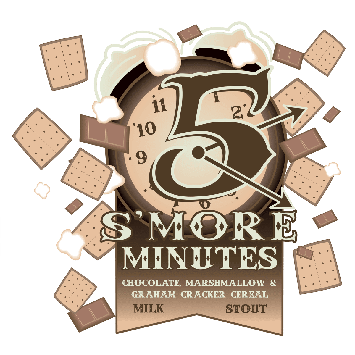 5 S'more Minutes