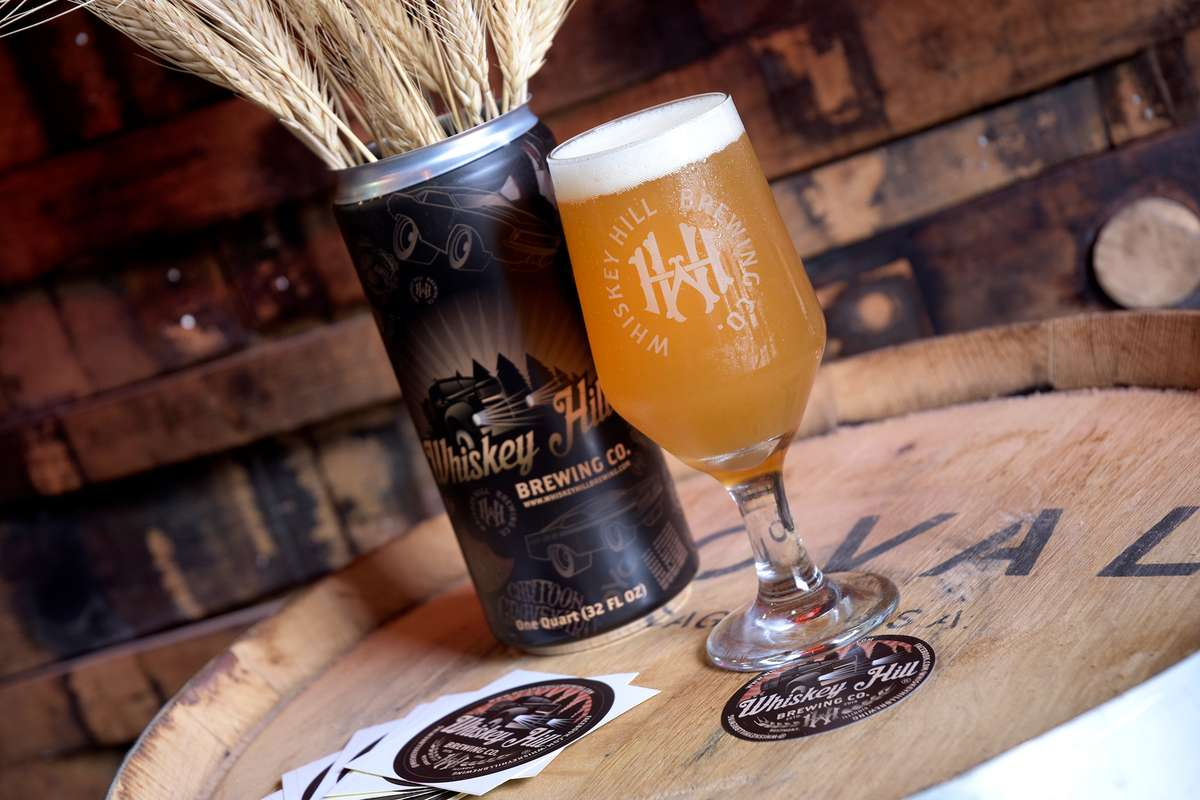$2 OFF Whiskey Hill Drafts