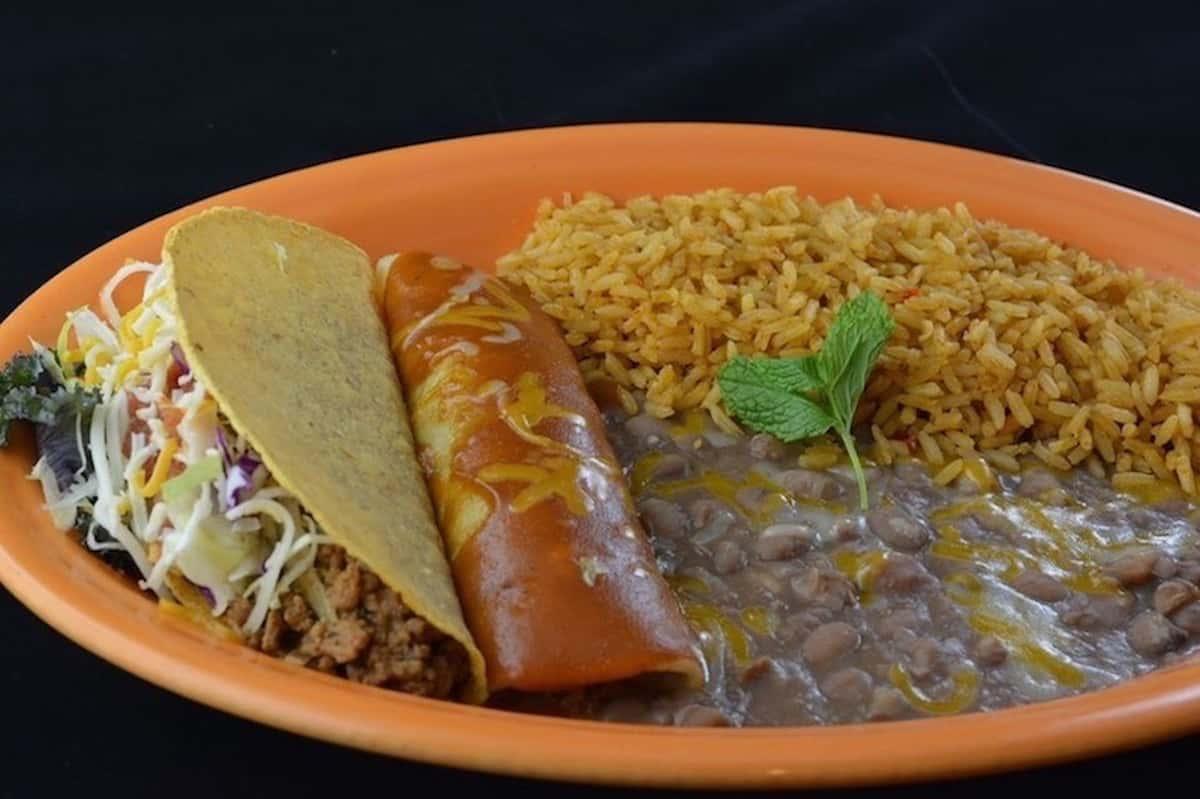 Enchilada | Taco