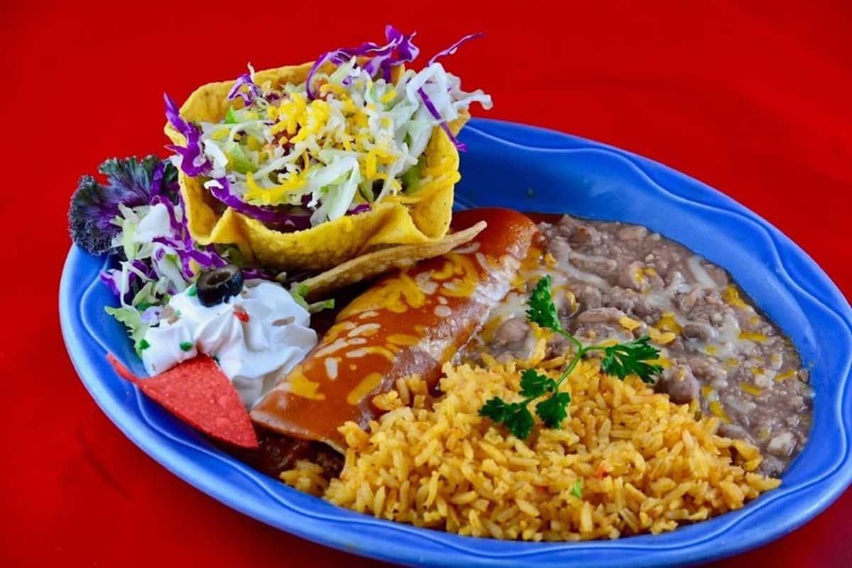 Enchilada | Tostada