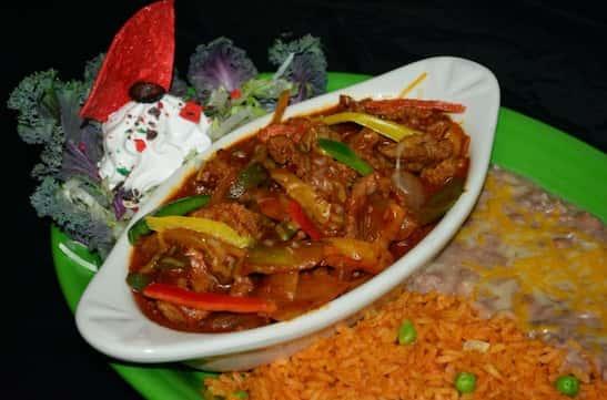 Michoacan Steak