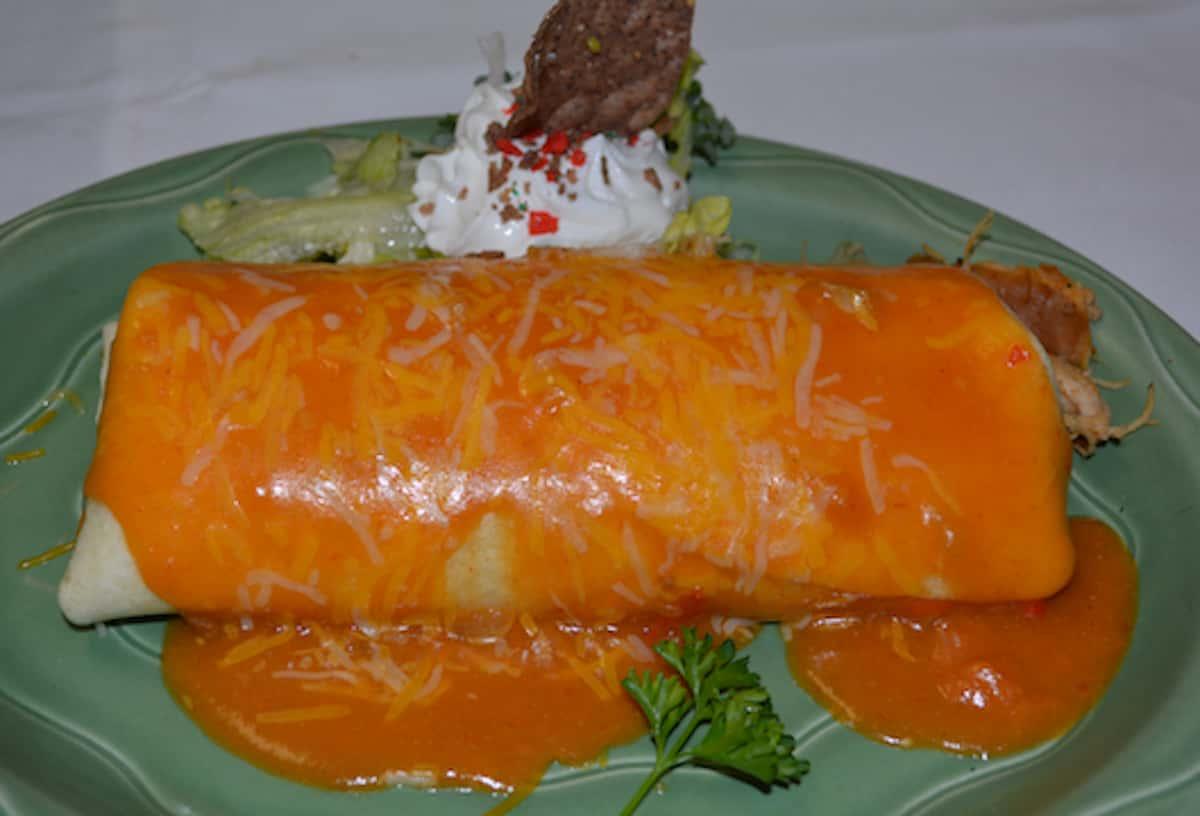 Pollito Burrito