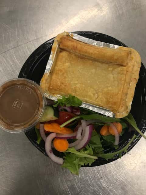 Turkey Pot Pie- the classic!