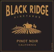 Black Ridge Vineyards, Pinot Noir