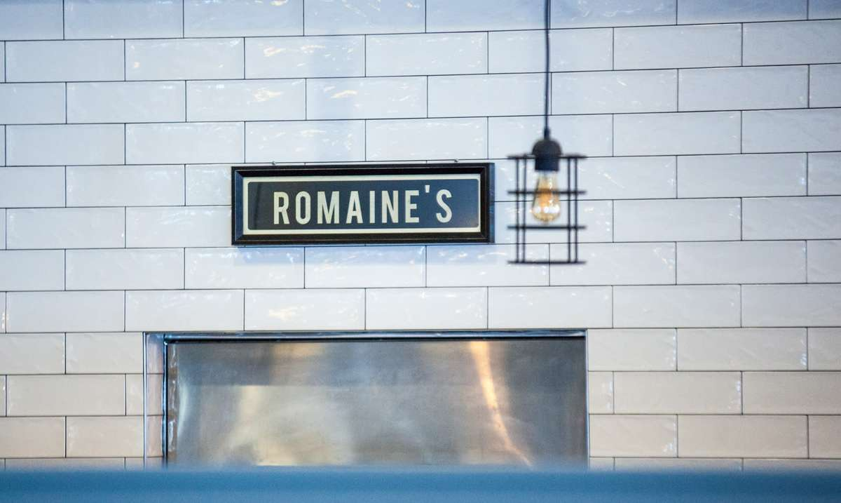 Romaine's