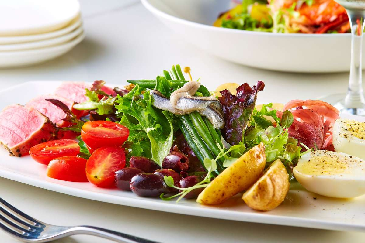 Salade Niçoise*