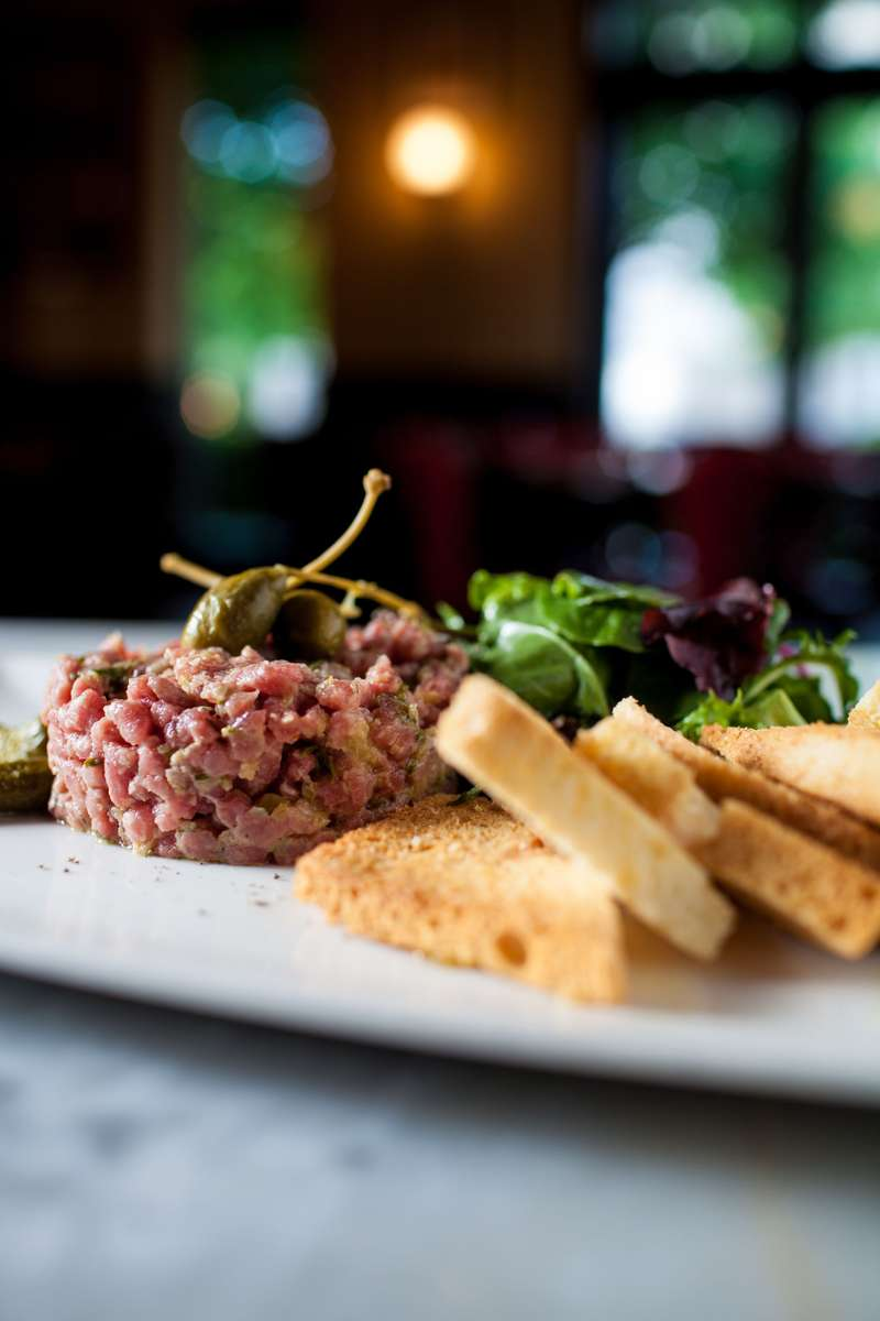 Steak Tartare*