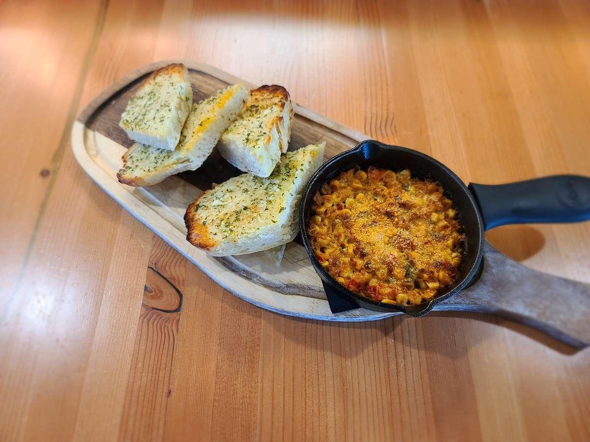 Roasted Corn Dip